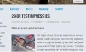 29-er Testimpressies