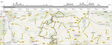 Knipsel wintermarathon kaart