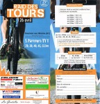 Flyer Raid des Tours